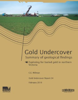 Gold undercover report series cover